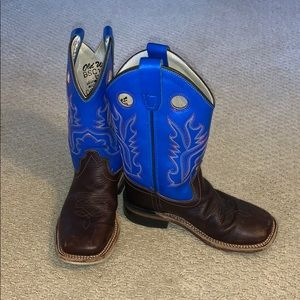 Old West Kids Boots